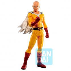 Figura Ichibansho Normal Face Saitama One Punch Man 25cm - Imagen 1