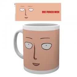 Taza One Punch Man face - Imagen 1