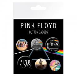 Set chapas Pink Floyd - Imagen 1