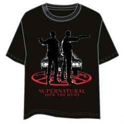 Camiseta Supernatural adulto - Imagen 1