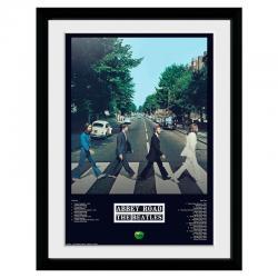 Foto marco Abbey Road Tracks The Beatles - Imagen 1