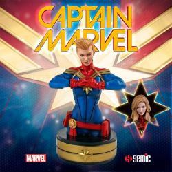 Busto Capitana Marvel Marvel 20cm - Imagen 1