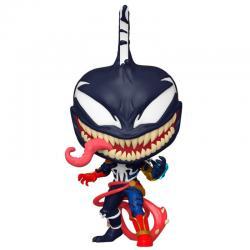 Figura POP Marvel Max Venom Captain Marvel - Imagen 1