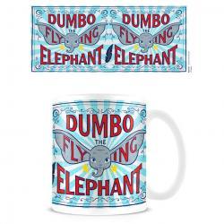 Taza Flying Elephant Dumbo Disney - Imagen 1