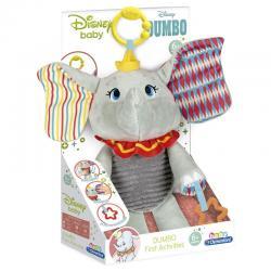 Peluche texturas Dumbo Disney - Imagen 1