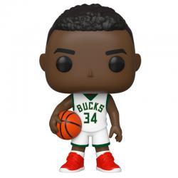 Figura POP NBA Bucks Giannis Antetokounmpo - Imagen 1
