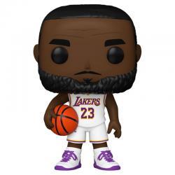 Figura POP LA Lakers LeBron James Alternate - Imagen 1