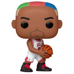 Figura POP NBA Legends Dennis Rodman Bulls Home - Imagen 1