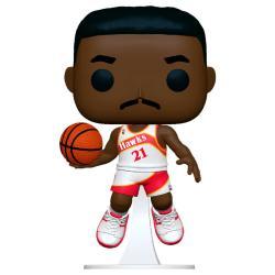 Figura POP NBA Legends Dominique Wilkins Hawks Home - Imagen 1