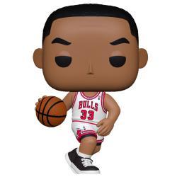 Figura POP NBA Legends Scottie Pippen Bulls Home - Imagen 1
