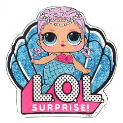 Toalla Sirena LOL Surprise microfibra - Imagen 1