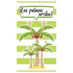 Toalla Las Palmas Arriba microfibra - Imagen 1