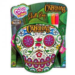 Bolso Color Me Mine Catrinas - Imagen 1