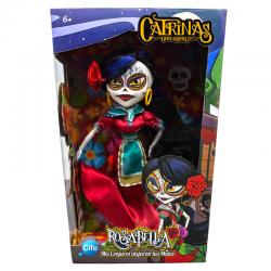 Muñeca Catrina Rosabella - Imagen 1