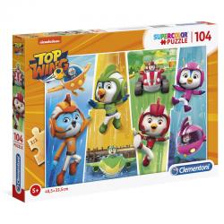 Puzzle Top Wing 104pzs - Imagen 1