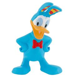 Figura Donald Disney disfraz conejo Pascua - Imagen 1