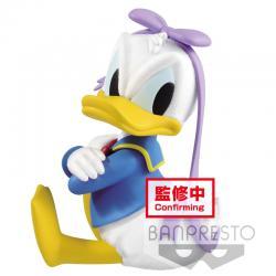 Figura Donald Duck Fluffy Puffy Disney B 10cm - Imagen 1