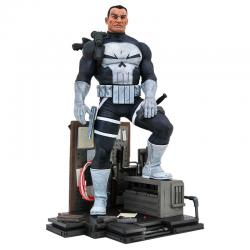Figura Punisher Diorama Marvel Comic Gallery 23cm - Imagen 1