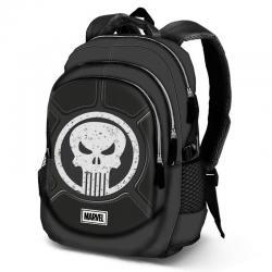Mochila Punisher Marvel 44cm - Imagen 1