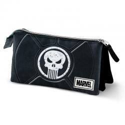 Portatodo Punisher Marvel triple - Imagen 1