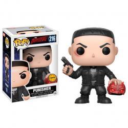 Figura POP Marvel Daredevil Punisher Chase - Imagen 1