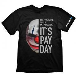Camiseta Chains Mask Payday 2 - Imagen 1
