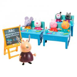 Playset Vamos al Cole Peppa Pig - Imagen 1