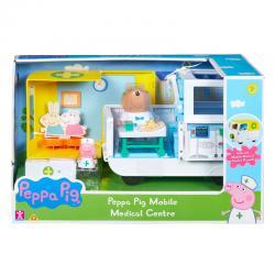 Ambulancia y Centro Medico Peppa Pig - Imagen 1