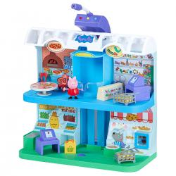 Playset Centro Comercial Peppa Pig - Imagen 1