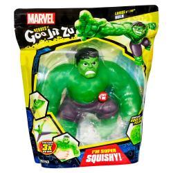 Super figura Hulk Marvel Heroes Goo Jit Zu 20cm - Imagen 1