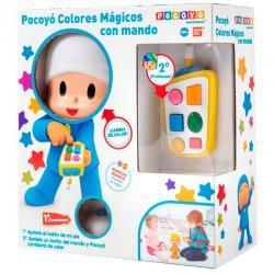 Figura Colores Magicos Pocoyo - Imagen 1