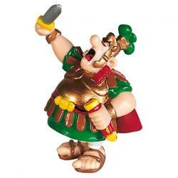 Figura Centurion con Espada Asterix El Galo 7cm - Imagen 1