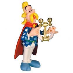 Figura Asuracenturix El Bardo Asterix El Galo 6cm - Imagen 1