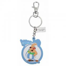 Llavero goma reversible Obelix - Imagen 1