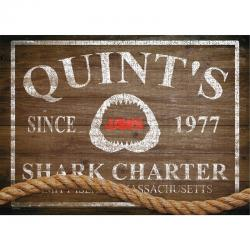 Puzzle Quints Shark Character Tiburon 1000pzs - Imagen 1