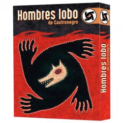 Juego mesa Los Hombres Lobo de Castronegro - Imagen 1