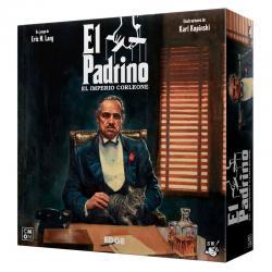 Juego mesa El Padrino El Imperio Corleone - Imagen 1