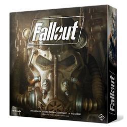 Juego mesa Fallout - Imagen 1