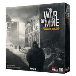Juego mesa This War of Mine - Imagen 1