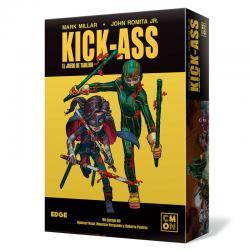 Juego mesa Kick Ass - Imagen 1
