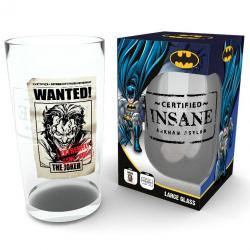 Vaso The Joker Insane Batman DC Comics - Imagen 1