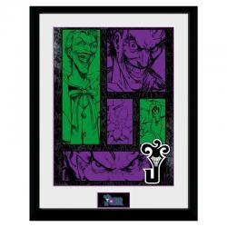 Foto marco Joker Panels DC Comics - Imagen 1
