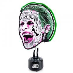 Lampara neon Joker Escuadron Suicida DC Comics - Imagen 1