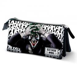 Portatodo Joker Batman DC Comics triple - Imagen 1