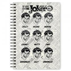Cuaderno A5 Joker DC Comics - Imagen 1