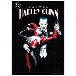 Puzzle Joker and Harley Quinn DC Comics 1000pzs - Imagen 1