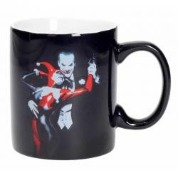 Taza Joker y Harley Quinn DC Comics - Imagen 1