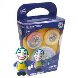 Plastilina Super Dough Joker DC Comics DIY - Imagen 1