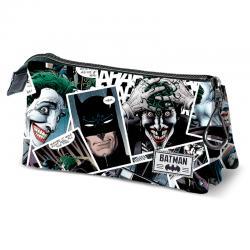 Portatodo Joker DC Comics triple - Imagen 1