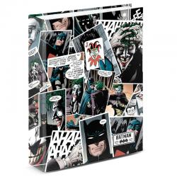 Carpeta A4 Joker DC Comics anillas - Imagen 1